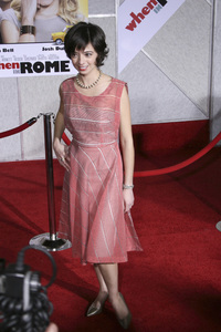 """""""When in Rome"""" PremiereKate Micucci1-27-2010 / El Capitan Theater / Hollywood CA / Touchstone Pictures / Photo by Heather Hixon - Image 23871_0035"""