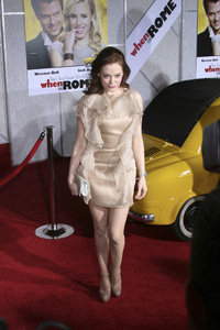 """""""When in Rome"""" PremiereRose McGowan1-27-2010 / El Capitan Theater / Hollywood CA / Touchstone Pictures / Photo by Heather Hixon - Image 23871_0072"""