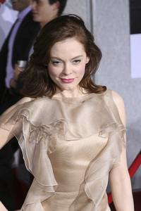 """""""When in Rome"""" PremiereRose McGowan1-27-2010 / El Capitan Theater / Hollywood CA / Touchstone Pictures / Photo by Heather Hixon - Image 23871_0075"""