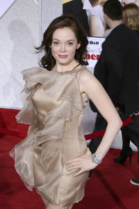 """When in Rome"" PremiereRose McGowan1-27-2010 / El Capitan Theater / Hollywood CA / Touchstone Pictures / Photo by Heather Hixon - Image 23871_0080"