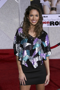 """""""When in Rome"""" PremiereMaiara Walsh1-27-2010 / El Capitan Theater / Hollywood CA / Touchstone Pictures / Photo by Heather Hixon - Image 23871_0167"""