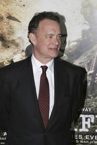 """The Pacific"" PremiereTom Hanks2-24-2010 / Grauman"
