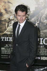 """The Pacific"" PremiereJames Badge Dale2-24-2010 / Grauman"