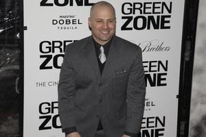 """""""Green Zone"""" PremiereJerry Della Salla2-25-2010 / AMC Loews Lincoln Square / New York NY / Universal Studios / Photo by Theresa Raffetto - Image 23886_0002"""