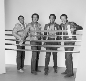 The Dramatics (Ron Banks)1980 © 1980 Bobby Holland - Image 23894_0002