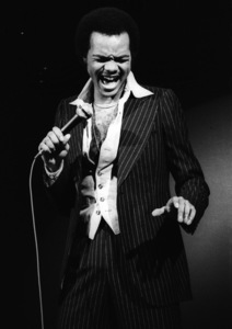 Michael Henderson performing live on Soul Traincirca 1970s© 1978 Bobby Holland - Image 23894_0007