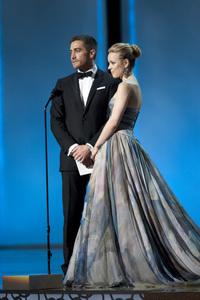 """The Academy Awards - 82nd Annual"" (Telecast)Jake Gyllenhaal, Rachel McAdams3-7-2010Photo by Greg Harbaugh © 2010 A.M.P.A.S. - Image 23908_0004"