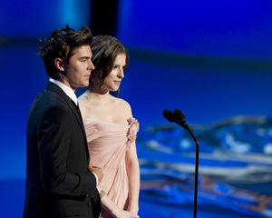 """""""The Academy Awards - 82nd Annual"""" (Telecast)Zac Efron, Anna Kendrick3-7-2010Photo by Matt Petit © 2010 A.M.P.A.S. - Image 23908_0030"""