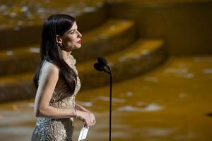 """The Academy Awards - 82nd Annual"" (Telecast)Sandra Bullock3-7-2010Photo by Matt Petit © 2010 A.M.P.A.S. - Image 23908_0033"