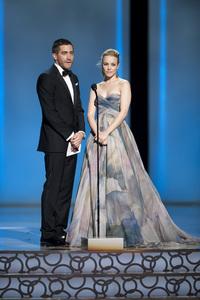 """The Academy Awards - 82nd Annual"" (Telecast)Jake Gyllenhaal, Rachel McAdams3-7-2010Photo by Michael Yada © 2010 A.M.P.A.S. - Image 23908_0045"