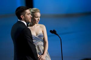 """The Academy Awards - 82nd Annual"" (Telecast)Jake Gyllenhaal, Rachel McAdams3-7-2010Photo by Matt Petit © 2010 A.M.P.A.S. - Image 23908_0060"