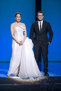 """The Academy Awards - 82nd Annual"" (Telecast)Jennifer Lopez, Sam Worthington3-7-2010Photo by Michael Yada © 2010 A.M.P.A.S. - Image 23908_0095"