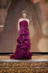"""The Academy Awards - 82nd Annual"" (Telecast)Vera Farmiga3-7-2010Photo by Michael Yada © 2010 A.M.P.A.S. - Image 23908_0102"