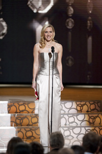 """The Academy Awards - 82nd Annual"" (Telecast)Kate Winslet3-7-2010Photo by Michael Yada © 2010 A.M.P.A.S. - Image 23908_0106"