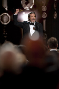 """""""The Academy Awards - 82nd Annual"""" (Telecast)Jeff Bridges3-7-2010Photo by Michael Yada © 2010 A.M.P.A.S. - Image 23908_0108"""
