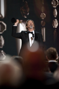 """""""The Academy Awards - 82nd Annual"""" (Telecast)Jeff Bridges3-7-2010Photo by Michael Yada © 2010 A.M.P.A.S. - Image 23908_0113"""