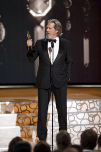 """""""The Academy Awards - 82nd Annual"""" (Telecast)Jeff Bridges3-7-2010Photo by Michael Yada © 2010 A.M.P.A.S. - Image 23908_0114"""