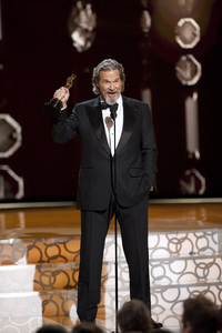 """""""The Academy Awards - 82nd Annual"""" (Telecast)Jeff Bridges3-7-2010Photo by Michael Yada © 2010 A.M.P.A.S. - Image 23908_0115"""
