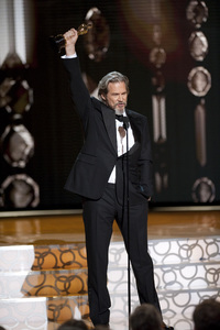 """""""The Academy Awards - 82nd Annual"""" (Telecast)Jeff Bridges3-7-2010Photo by Michael Yada © 2010 A.M.P.A.S. - Image 23908_0116"""