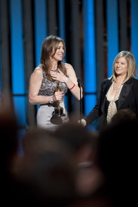 """The Academy Awards - 82nd Annual"" (Telecast)Kathryn Bigelow, Barbra Streisand3-7-2010Photo by Michael Yada © 2010 A.M.P.A.S. - Image 23908_0125"