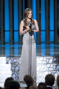 """""""The Academy Awards - 82nd Annual"""" (Telecast)Kathryn Bigelow3-7-2010Photo by Michael Yada © 2010 A.M.P.A.S. - Image 23908_0126"""