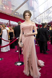 """""""The Academy Awards - 82nd Annual"""" (Arrivals)Anna Kendrick3-7-2010Photo by Richard Harbaugh © 2010 A.M.P.A.S. - Image 23908_0148"""