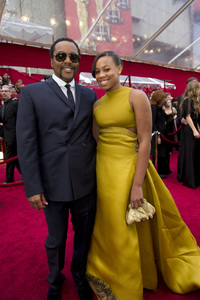 """""""The Academy Awards - 82nd Annual"""" (Arrivals)Lee Daniels, Clara Daniels3-7-2010Photo by Richard Harbaugh © 2010 A.M.P.A.S. - Image 23908_0151"""
