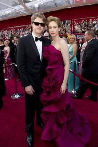 """The Academy Awards - 82nd Annual"" (Arrivals)Renn Hawkey, Vera Farmiga3-7-2010Photo by Richard Harbaugh © 2010 A.M.P.A.S. - Image 23908_0174"