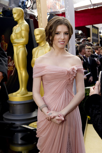 """""""The Academy Awards - 82nd Annual"""" (Arrivals)Anna Kendrick3-7-2010Photo by Richard Harbaugh © 2010 A.M.P.A.S. - Image 23908_0185"""