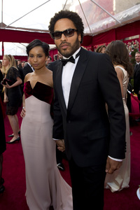 """The Academy Awards - 82nd Annual"" (Arrivals)Zoe Kravitz, Lenny Kravitz3-7-2010Photo by Richard Harbaugh © 2010 A.M.P.A.S. - Image 23908_0193"