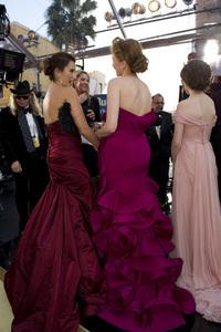 """The Academy Awards - 82nd Annual"" (Arrivals)Penelope Cruz, Vera Farmiga3-7-2010Photo by Richard Harbaugh © 2010 A.M.P.A.S. - Image 23908_0197"