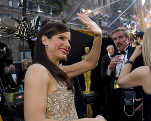 """""""The Academy Awards - 82nd Annual"""" (Arrivals)Sandra Bullock3-7-2010Photo by Richard Harbaugh © 2010 A.M.P.A.S. - Image 23908_0202"""
