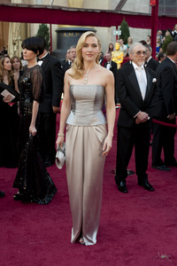 """""""The Academy Awards - 82nd Annual"""" (Arrivals)Kate Winslet3-7-2010Photo by Matt Petit © 2010 A.M.P.A.S. - Image 23908_0218"""