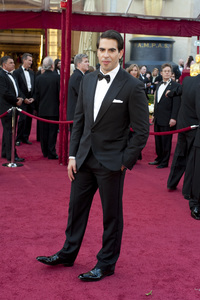 """""""The Academy Awards - 82nd Annual"""" (Arrivals)Eli Roth3-7-2010Photo by Matt Petit © 2010 A.M.P.A.S. - Image 23908_0220"""