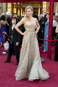 """""""The Academy Awards - 82nd Annual"""" (Arrivals)Cameron Diaz3-7-2010Photo by Matt Petit © 2010 A.M.P.A.S. - Image 23908_0226"""