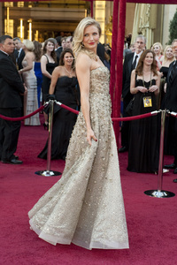 """""""The Academy Awards - 82nd Annual"""" (Arrivals)Cameron Diaz3-7-2010Photo by Matt Petit © 2010 A.M.P.A.S. - Image 23908_0227"""