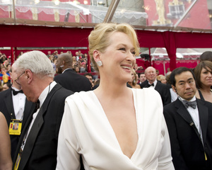 """""""The Academy Awards - 82nd Annual"""" (Arrivals)Meryl Streep3-7-2010Photo by Richard Harbaugh © 2010 A.M.P.A.S. - Image 23908_0232"""