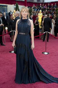 """""""The Academy Awards - 82nd Annual"""" (Arrivals)Virginia Madsen3-7-2010Photo by Matt Petit © 2010 A.M.P.A.S. - Image 23908_0240"""