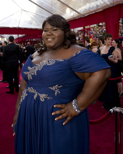 """""""The Academy Awards - 82nd Annual"""" (Arrivals)Gabourey Sidibe3-7-2010Photo by Richard Harbaugh © 2010 A.M.P.A.S. - Image 23908_0247"""