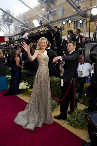 """""""The Academy Awards - 82nd Annual"""" (Arrivals)Cameron Diaz3-7-2010Photo by Richard Harbaugh © 2010 A.M.P.A.S. - Image 23908_0248"""