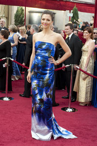 """""""The Academy Awards - 82nd Annual"""" (Arrivals)Maggie Gyllenhaal3-7-2010Photo by Matt Petit © 2010 A.M.P.A.S. - Image 23908_0265"""