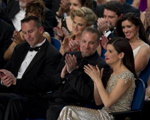 """The Academy Awards - 82nd Annual"" (Telecast)Jesse James, Sandra Bullock3-7-2010Photo by Matt Petit © 2010 A.M.P.A.S. - Image 23908_0278"