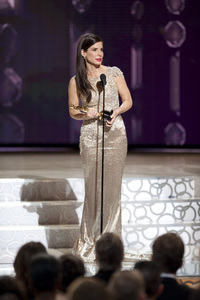 """""""The Academy Awards - 82nd Annual"""" (Telecast)Sandra Bullock3-7-2010Photo by Michael Yada © 2010 A.M.P.A.S. - Image 23908_0307"""