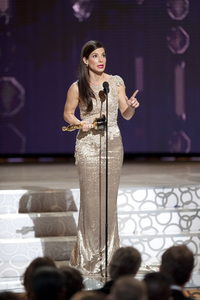 """""""The Academy Awards - 82nd Annual"""" (Telecast)Sandra Bullock3-7-2010Photo by Michael Yada © 2010 A.M.P.A.S. - Image 23908_0308"""