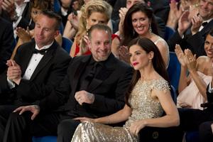 """The Academy Awards - 82nd Annual"" (Telecast)Jesse James, Sandra Bullock3-7-2010Photo by Matt Petit © 2010 A.M.P.A.S. - Image 23908_0312"