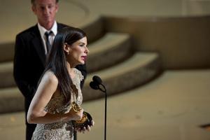 """The Academy Awards - 82nd Annual"" (Telecast)Sandra Bullock3-7-2010Photo by Matt Petit © 2010 A.M.P.A.S. - Image 23908_0314"