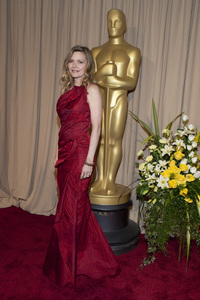 """The Academy Awards - 82nd Annual"" (Backstage)Michelle Pfeiffer3-7-2010Photo by John Farrell © 2010 A.M.P.A.S. - Image 23908_0340"