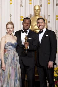 """The Academy Awards - 82nd Annual"" (Press Room)Rachel McAdams, Geoffrey Fletcher, Jake Gyllenhaal3-7-2010Photo by Richard D. Salyer © 2010 A.M.P.A.S. - Image 23908_0379"