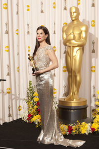 """""""The Academy Awards - 82nd Annual"""" (Press Room)Sandra Bullock3-7-2010Photo by Rick Salyer © 2010 A.M.P.A.S. - Image 23908_0388"""