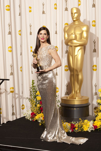 """""""The Academy Awards - 82nd Annual"""" (Press Room)Sandra Bullock3-7-2010Photo by Rick Salyer © 2010 A.M.P.A.S. - Image 23908_0391"""